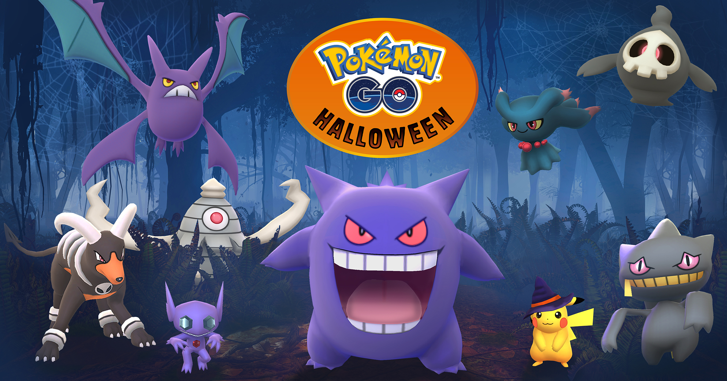 Photo of Pokemon Go Halloween Event Details so Far