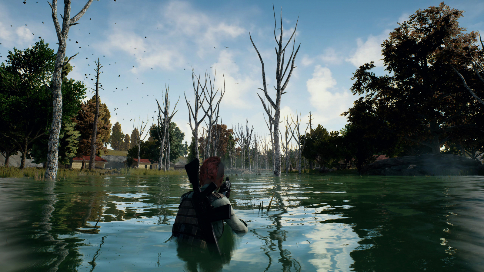 Photo of PUBG Opens Test Servers Without Vaulting and Climbing Feature