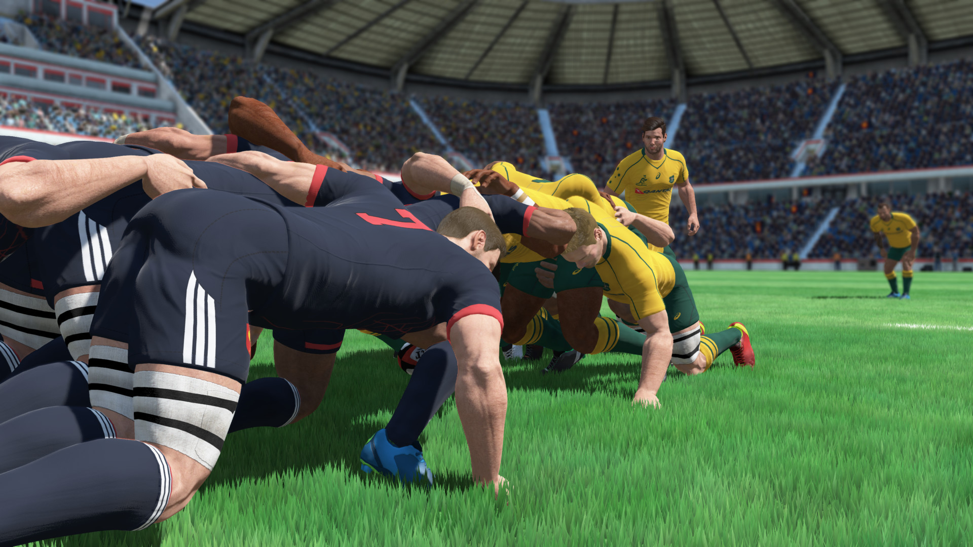 Photo of Rugby 18 is Now Available on PS4, Xbox One and PC