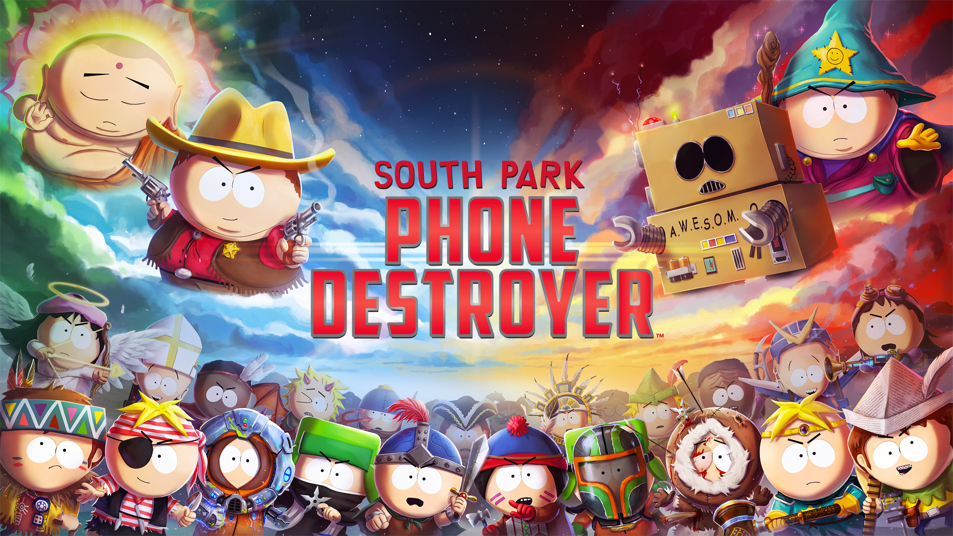 Photo of South Park: Phone Destroyer Comes Out on Mobile Devices On November 9