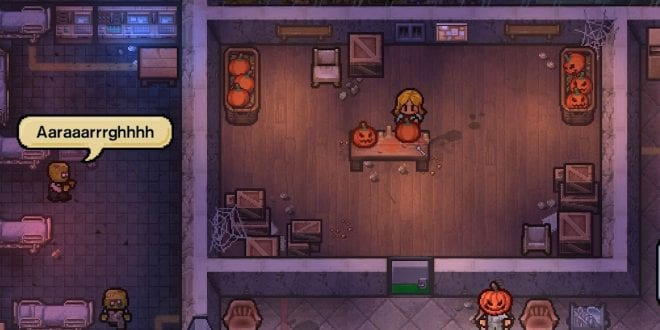 The Escapists 2 Wicked Ward DLC