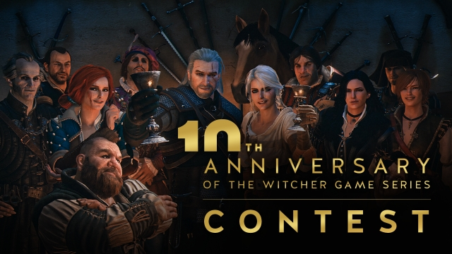 Photo of The Witcher Celebrates 10 Years Anniversary With a Chance to Win Witcher's Gear
