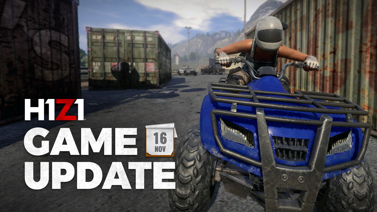 Photo of H1Z1 New Update Adds Combat Zone, Daily Challenges And Fixes Lots of Bugs