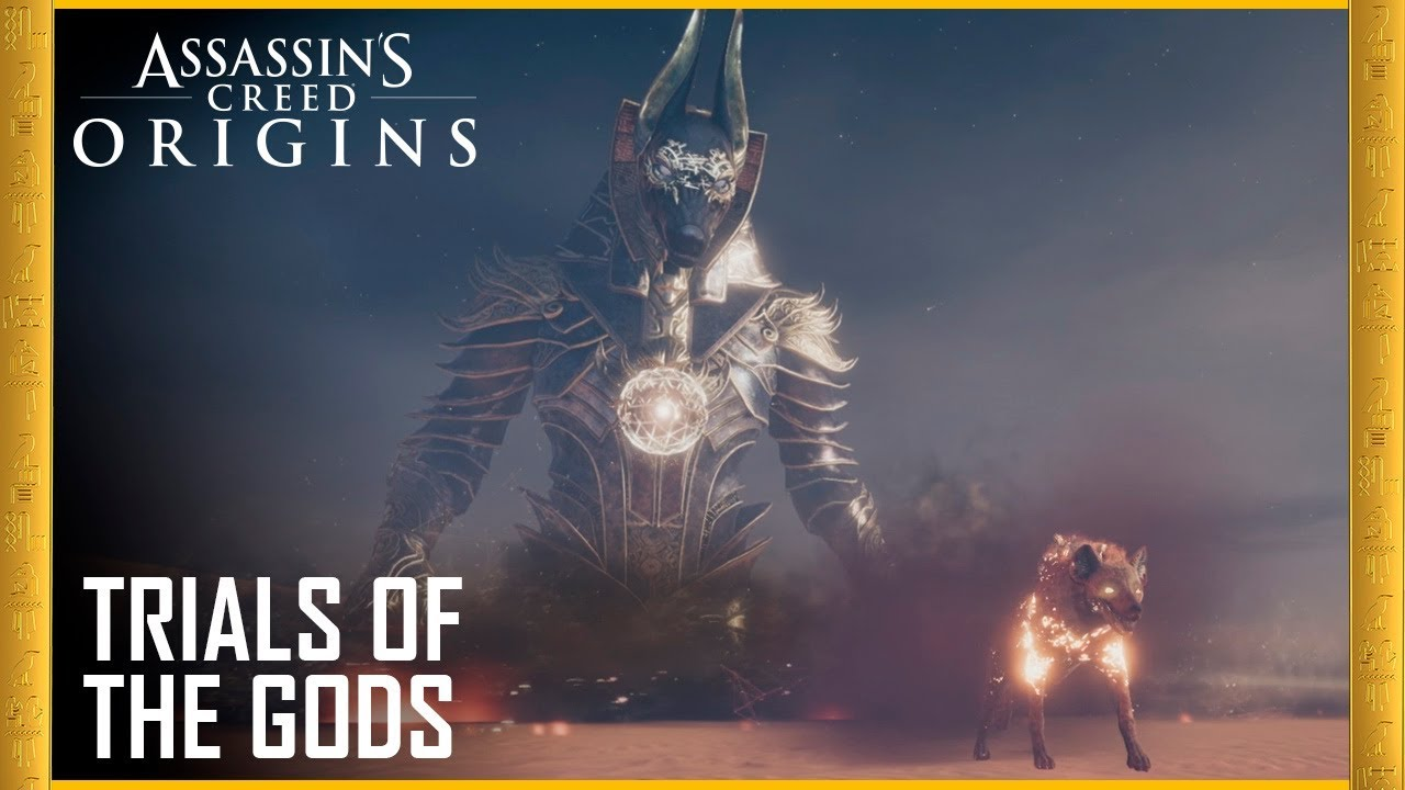 Photo of Assassin's Creed: Origins Trial of the Gods Event Gets Its Trailer