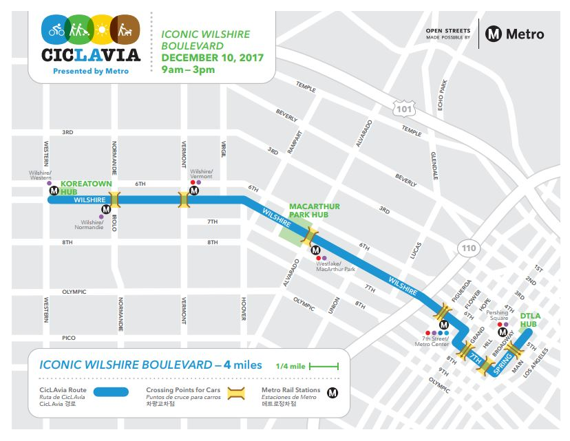 Photo of Pokemon Go CicLAvia event in Los Angeles on December 10, It's Free to Participate