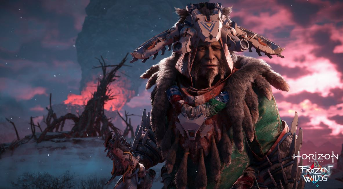 Photo of Horizon Zero Dawn The Frozen Wilds Expansion and the Bravest Hunters of the Banuk