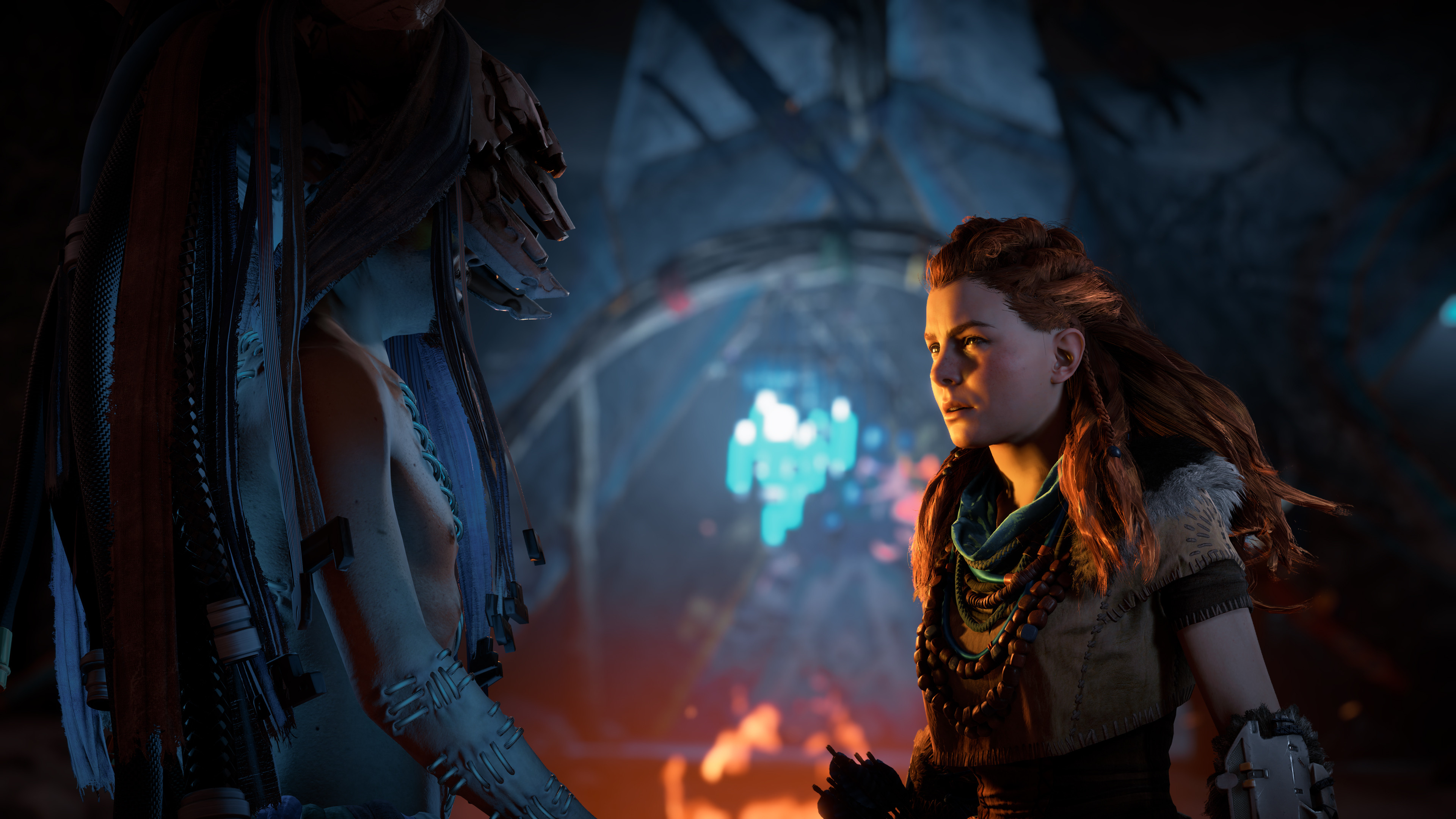 Photo of Horizon Zero Dawn: The Frozen Wilds Gets a New Launch Trailer