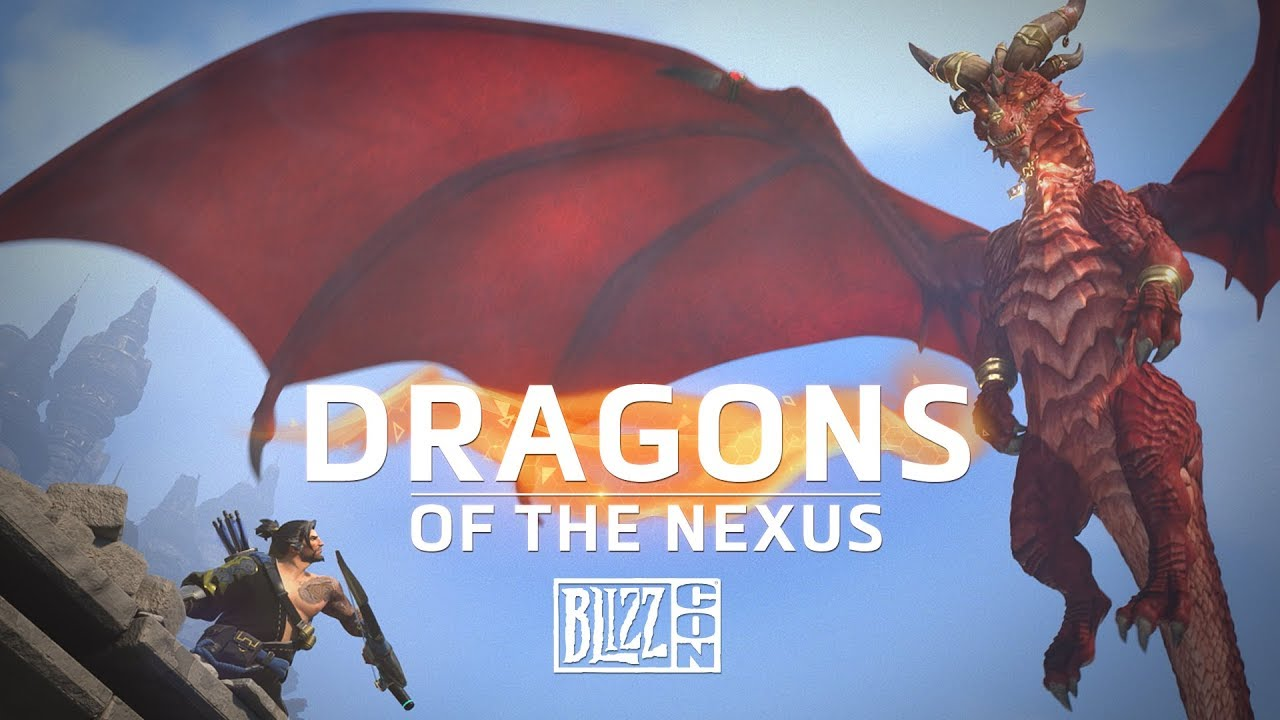 Photo of Heroes of the Storm: Hanzo and Alexstrasza as New Dragons To Join The Nexus