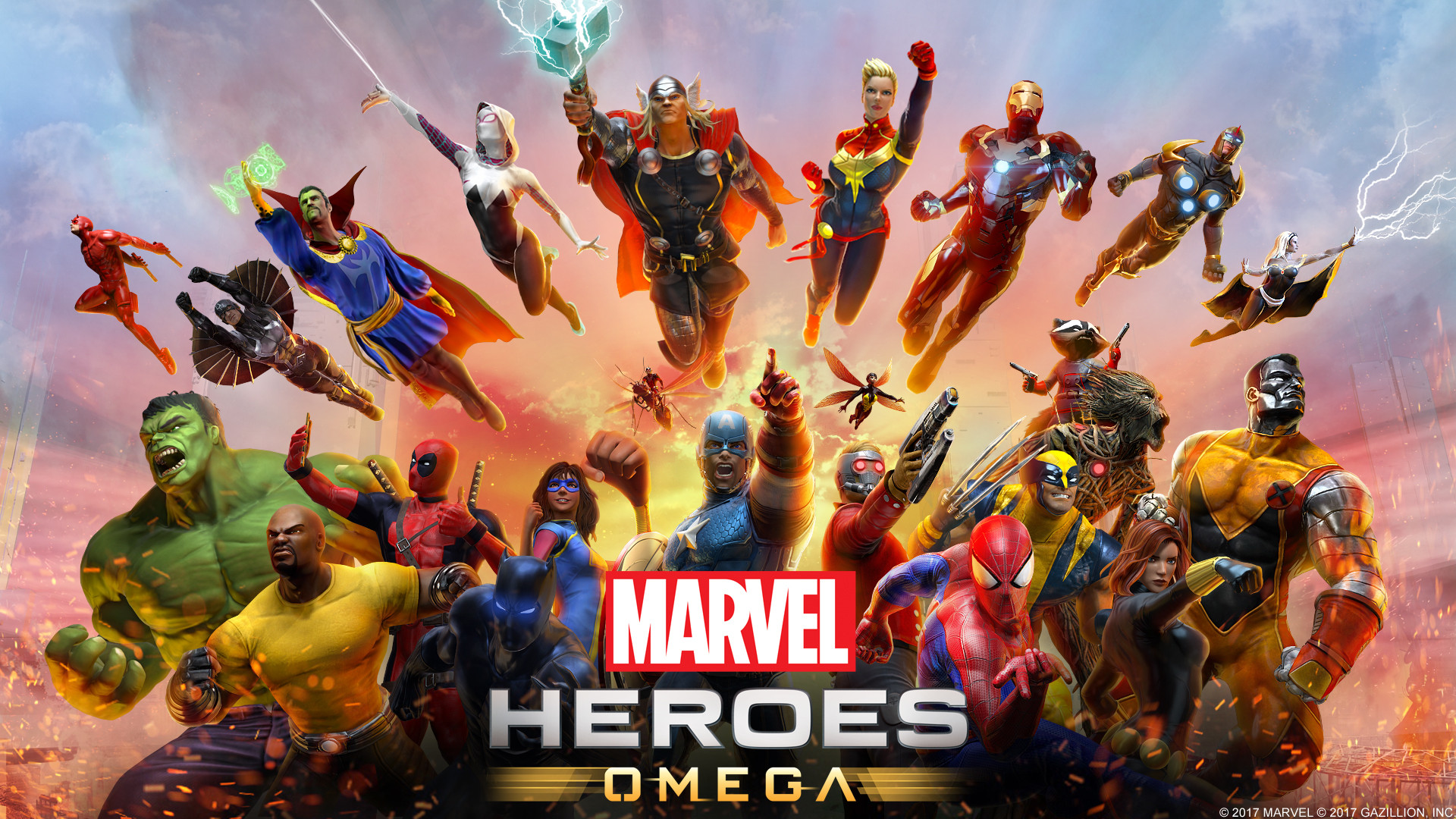 Photo of Marvel Heroes is Closing Down, Disney and Gazillion Have Ended Their Relationship
