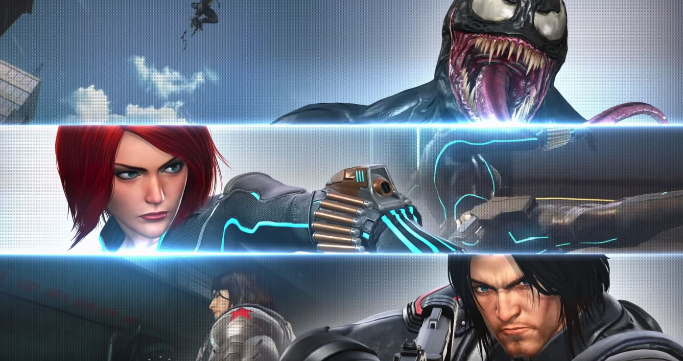 Photo of Venom, Black Widow and Winter Soldier are Coming to Marvel vs. Capcom: Infinite on December 5
