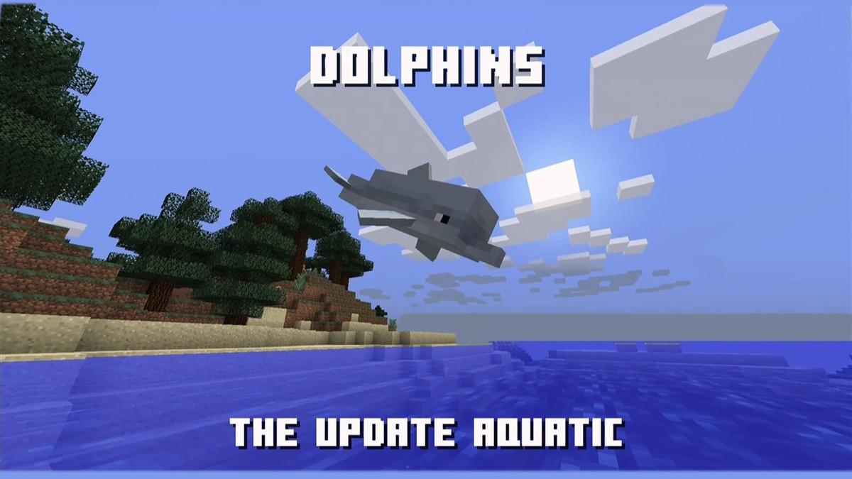 Photo of Minecraft New Update Aquatic is Coming Next Year to All Platforms