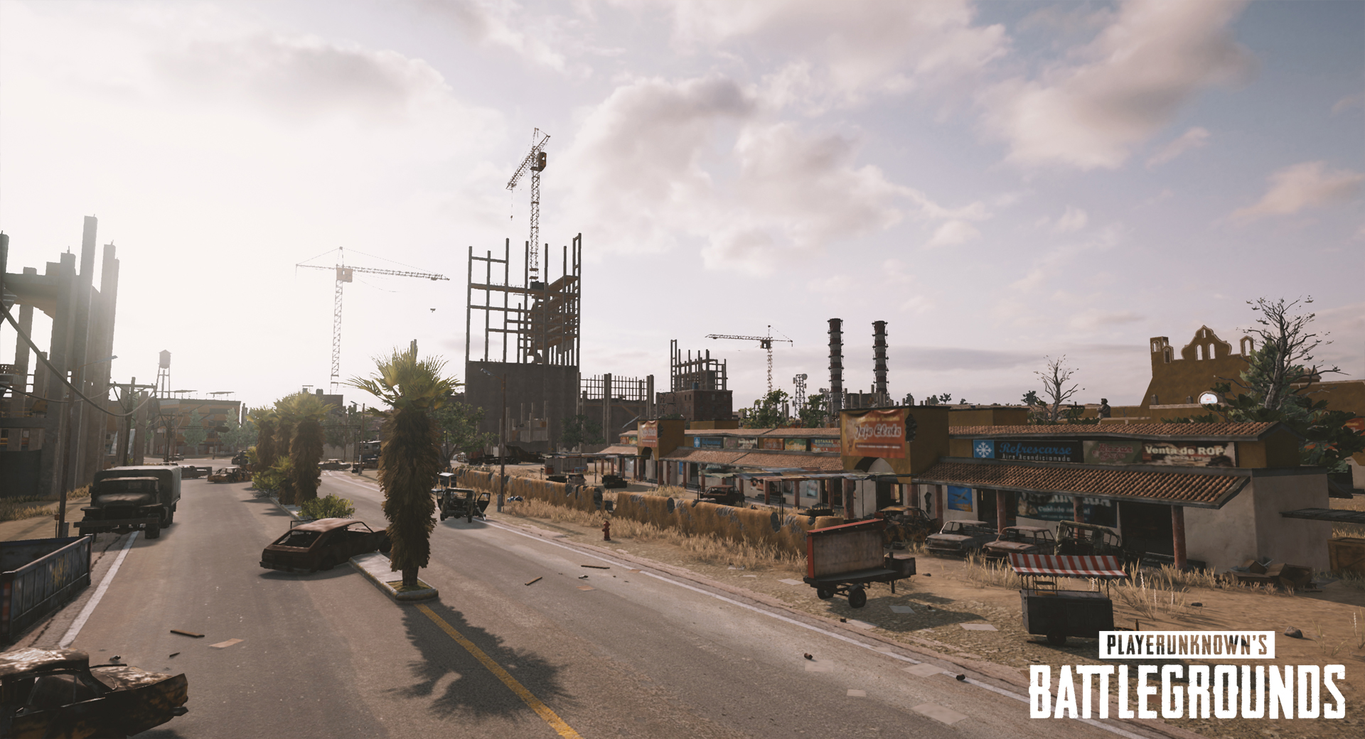 Photo of Take a Look at PUBG's New Desert Map, 5 New Screenshots Released by Nvidia