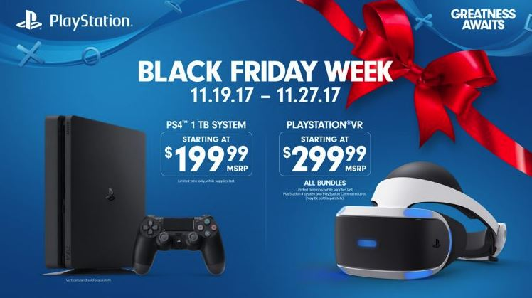 Photo of PlayStation Black Friday and Cyber Monday Deals Announced, One Week of Deals