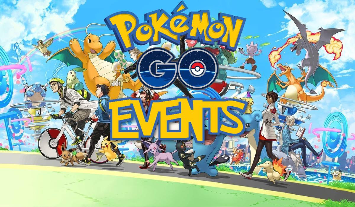 Photo of List of All Pokemon Go Events, Including Start/End Date and Rewards