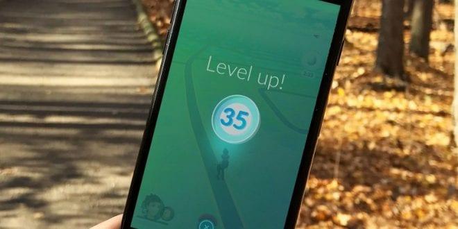 pokemon go level rewards xp