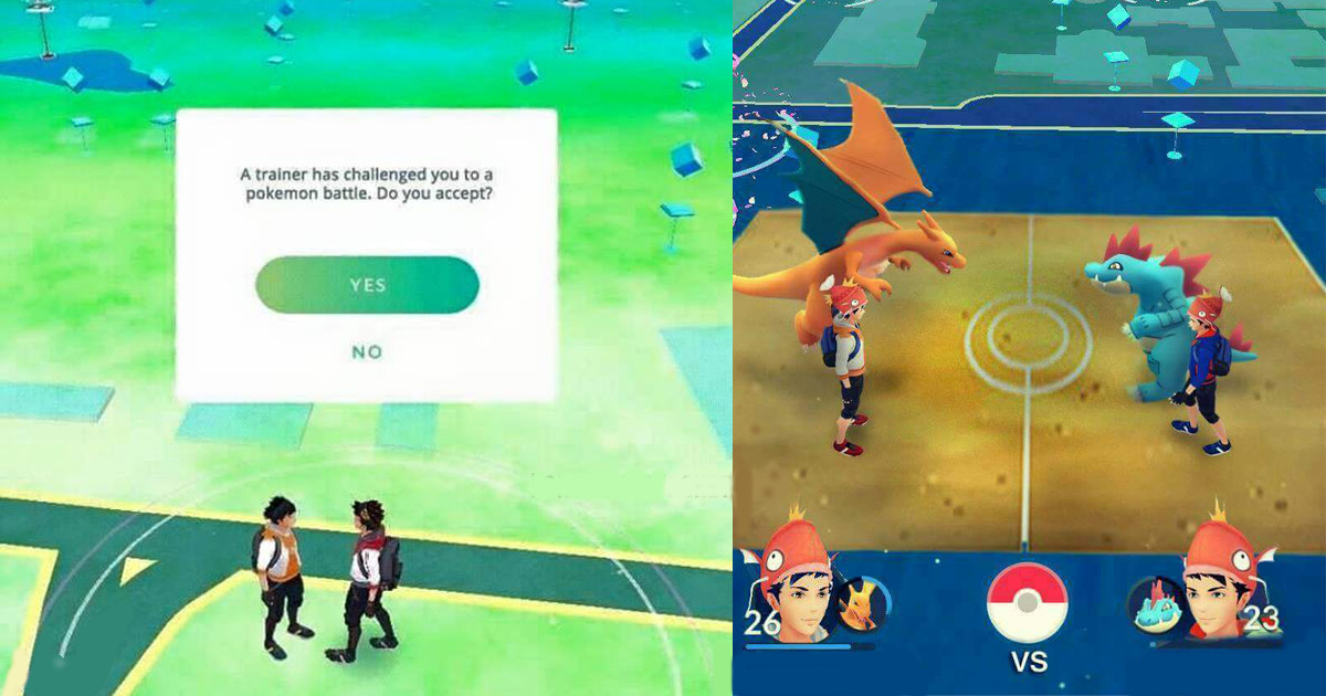 Photo of Pokemon Go Could Be Getting PvP Sooner Than you Think, Here is Why