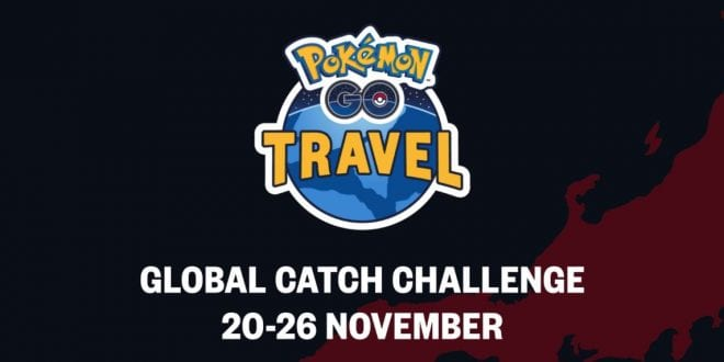 pokemon go travel global catch challenge