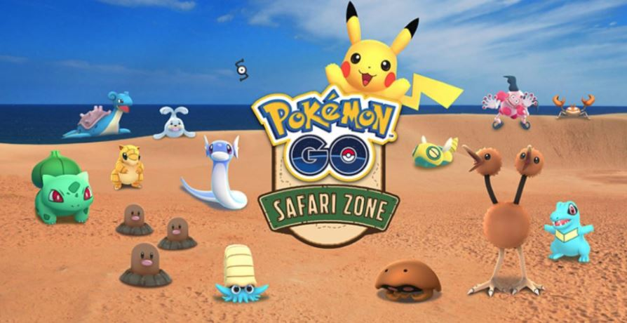 Photo of Pokemon Go Safari Zone Event at Tottori Sand Dunes in Japan Attracted 87,000 Players