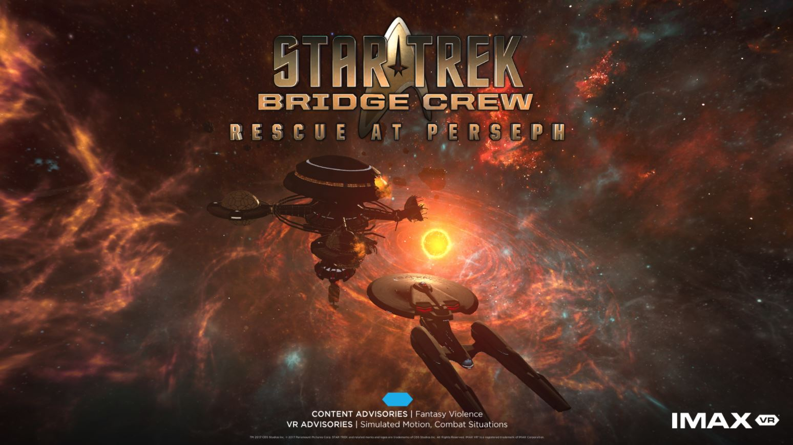 Photo of Star Trek: Bridge Crew Rescue at Perseph Available Now at IMAX VR Centre in LA, Later Coming to Shanghai, New York and Toronto