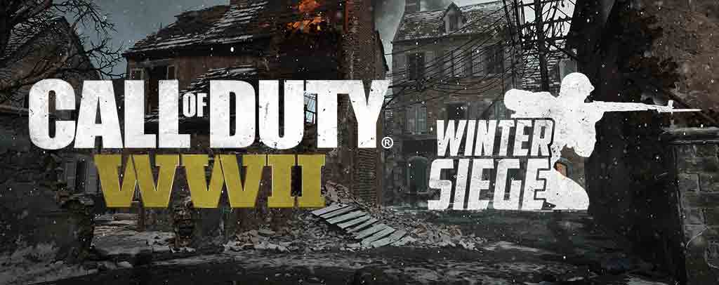 Photo of Call of Duty: WW2 Winter Siege is Live, Players are frustrated