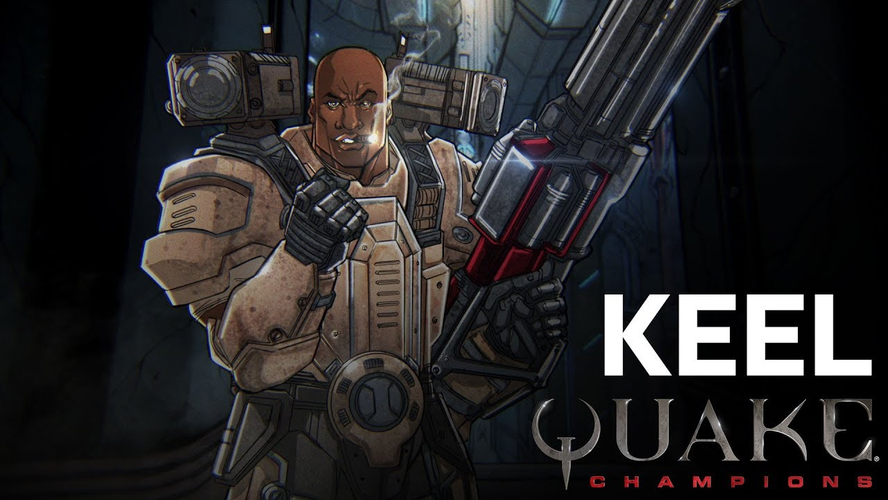 Photo of Quake Champions: December Update Brings New Champion, Keel