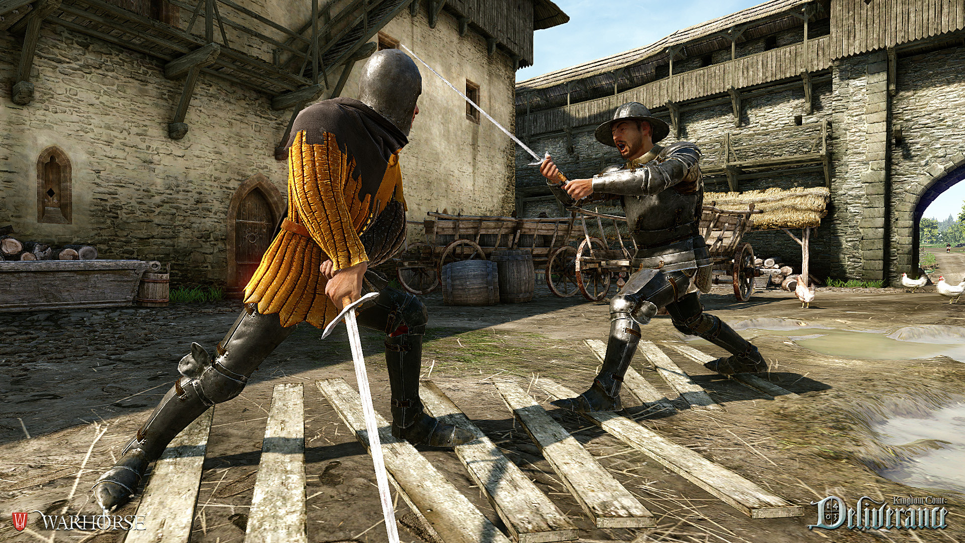 Photo of Kingdom Come: Deliverance Launch Trailer is out, tomorrow is a big day