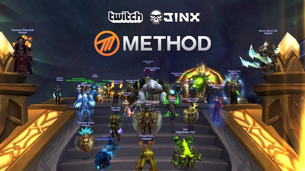 Photo of Method, The no.1 Ranked Guild in the World to Live Stream Their Takedown on Mythic Uldir