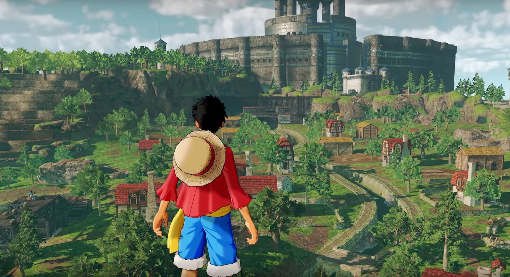 Photo of One Piece: World Seeker gets its first gameplay trailer