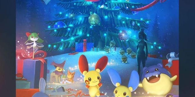 pokemon go christmas event 2017 here is what we expect to see