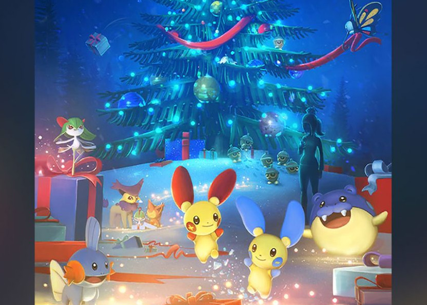 Photo of Pokemon Go Christmas Event 2017 Details Leaked, Includes Special Sale Boxes, New Gen 3 Pokemon and Delibird