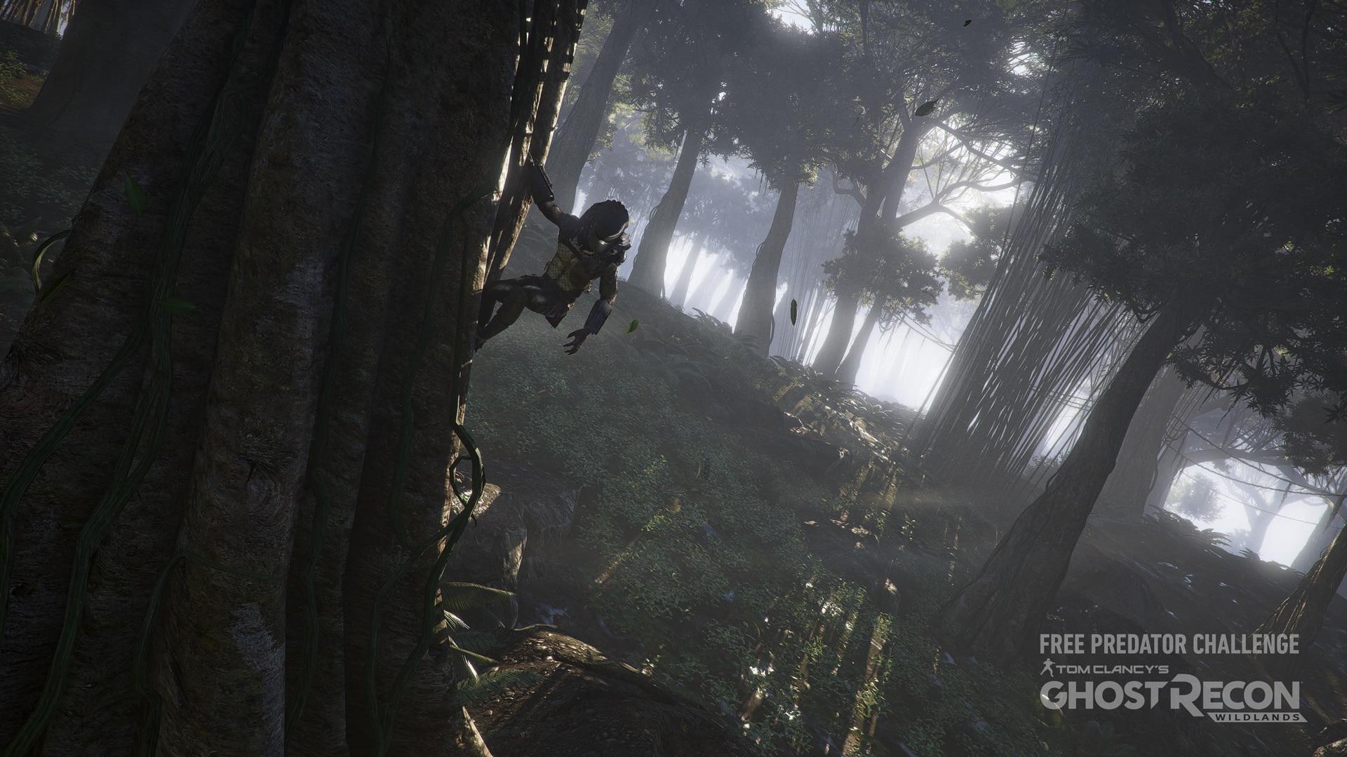 Ghost Recon: Wildlands Shows Predator Challenge Combat, Rewards