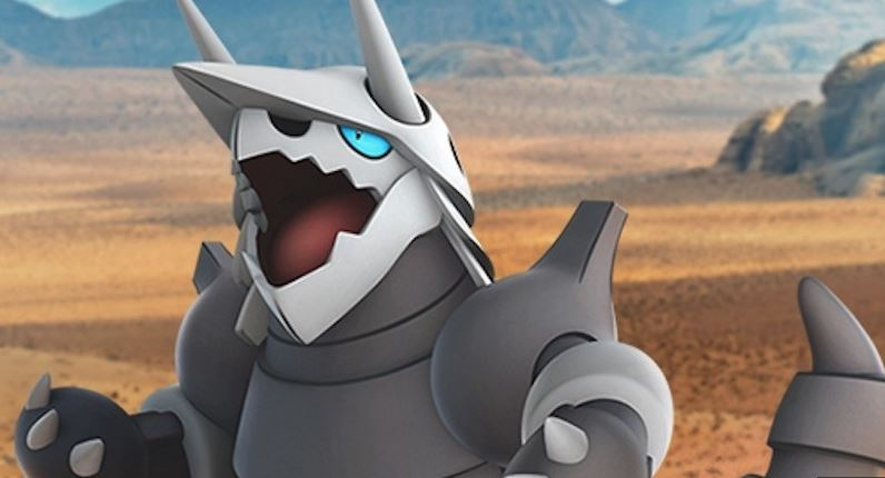 Photo of Aggron Duo Possible, Here is the First Team to Beat the Raid Boss Using only Machamps