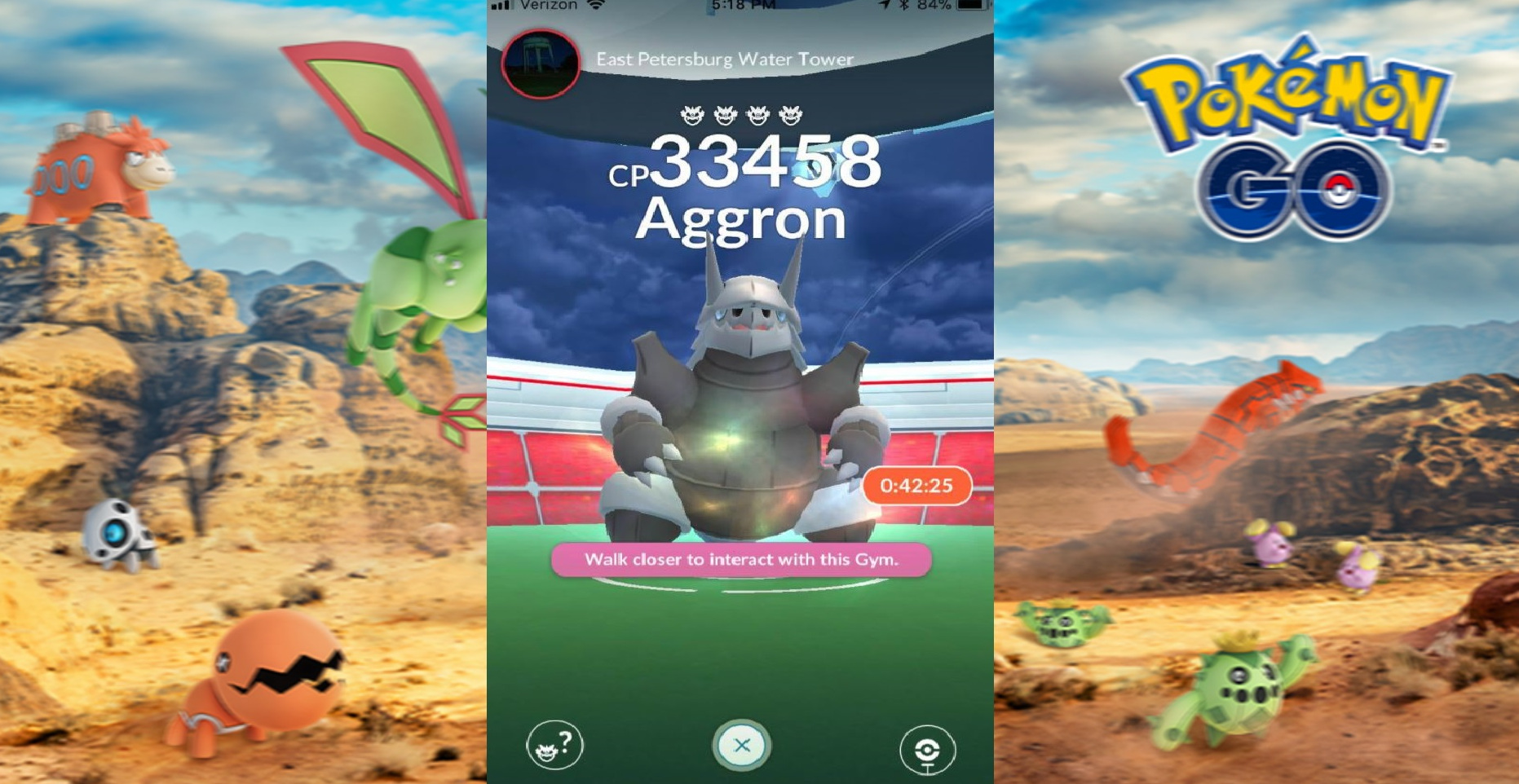 Photo of Aggron is New Raid Boss in Pokemon Go, The Length of Raid is 45 Minutes