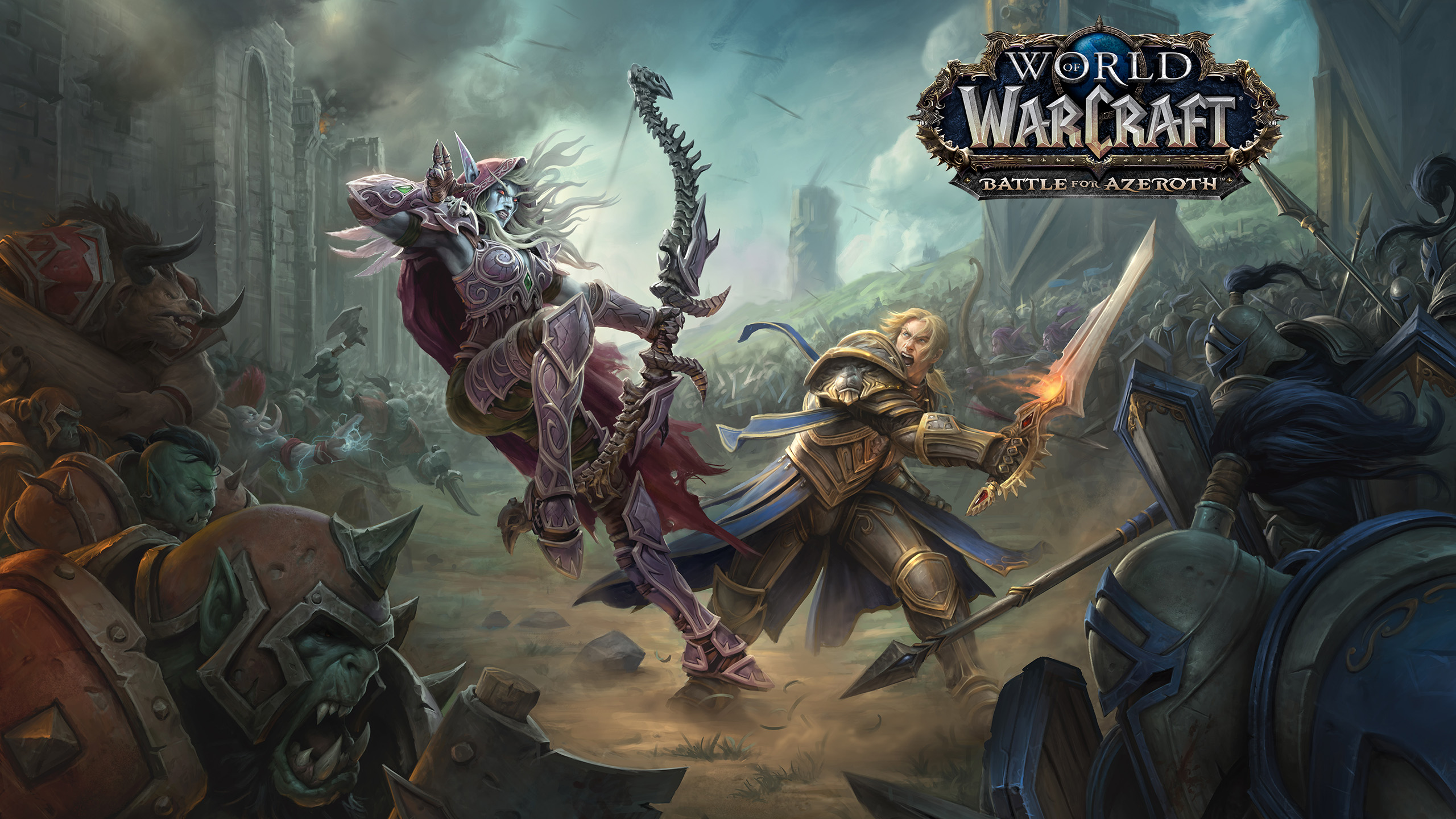 Photo of WoW: Battle for Azeroth is now available for pre-purchase