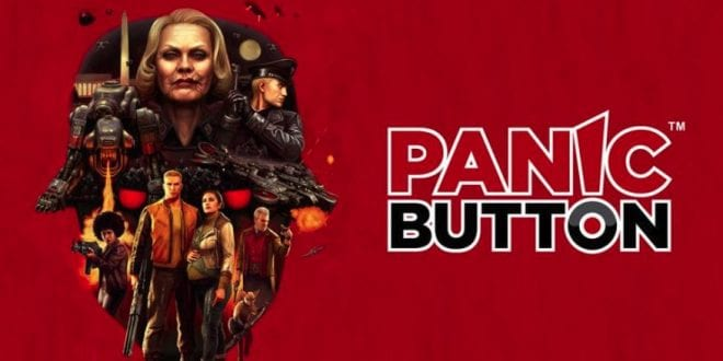 bethesda panic button wolfenstein 2