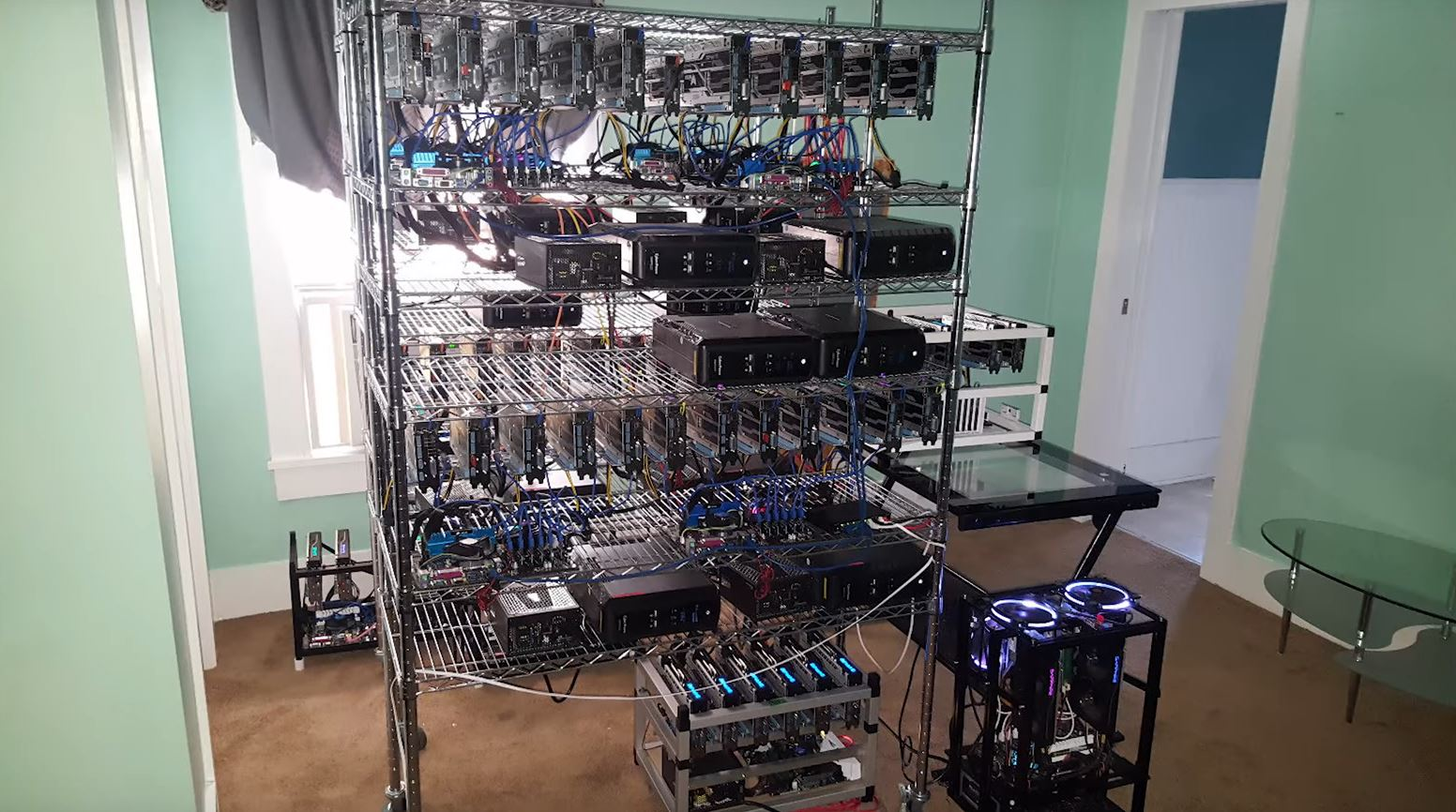 Photo of Nvidia doesn't have control over the market, Miners are the reason for high prices