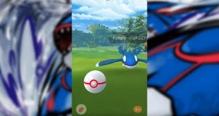 kyogre 3 manned guide excellent throw