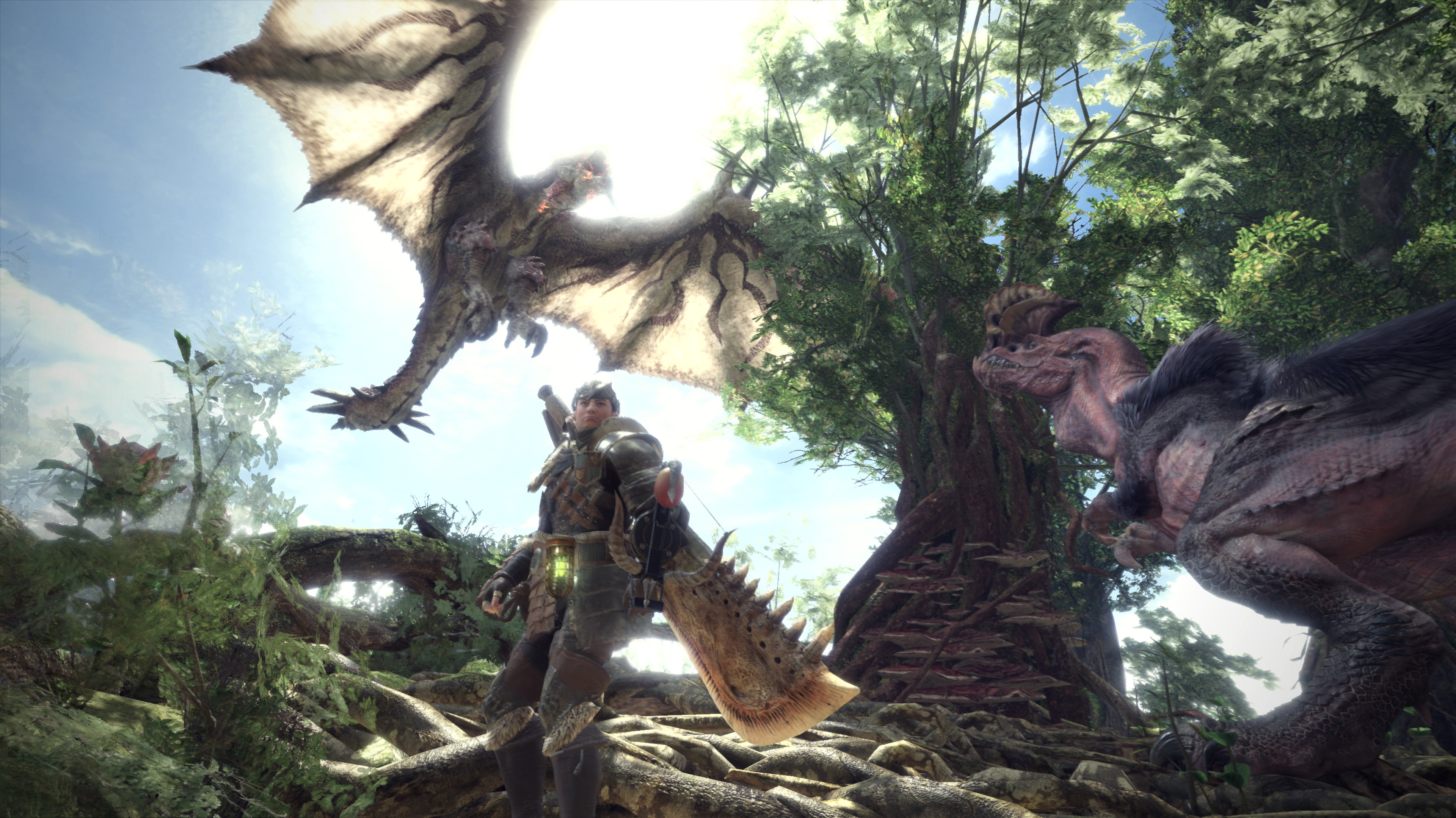 Photo of Eyes on Monster Hunter: World, new 9 min gameplay video released