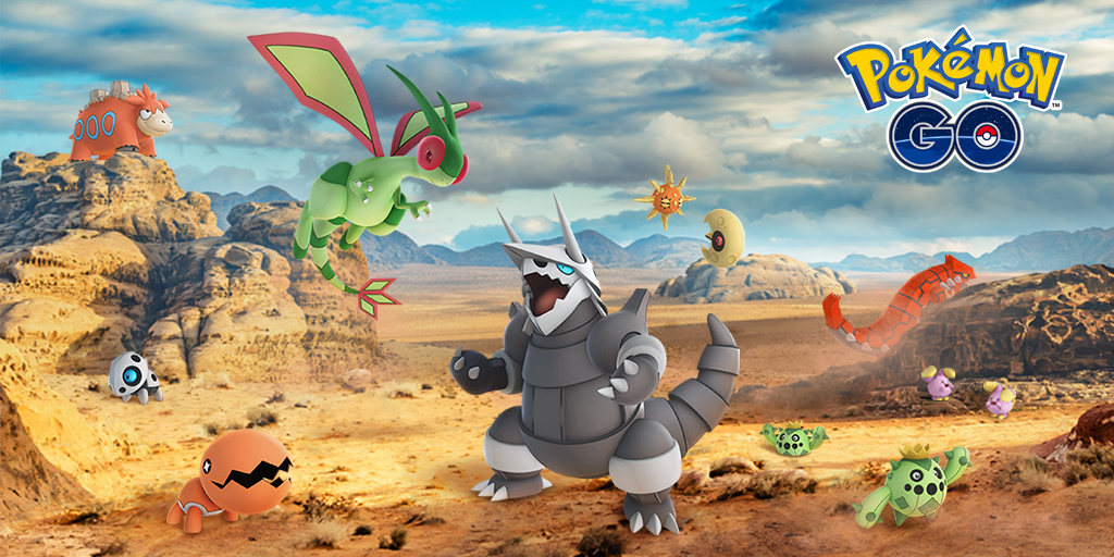 Photo of Pokemon from the Hoenn Region are coming later today