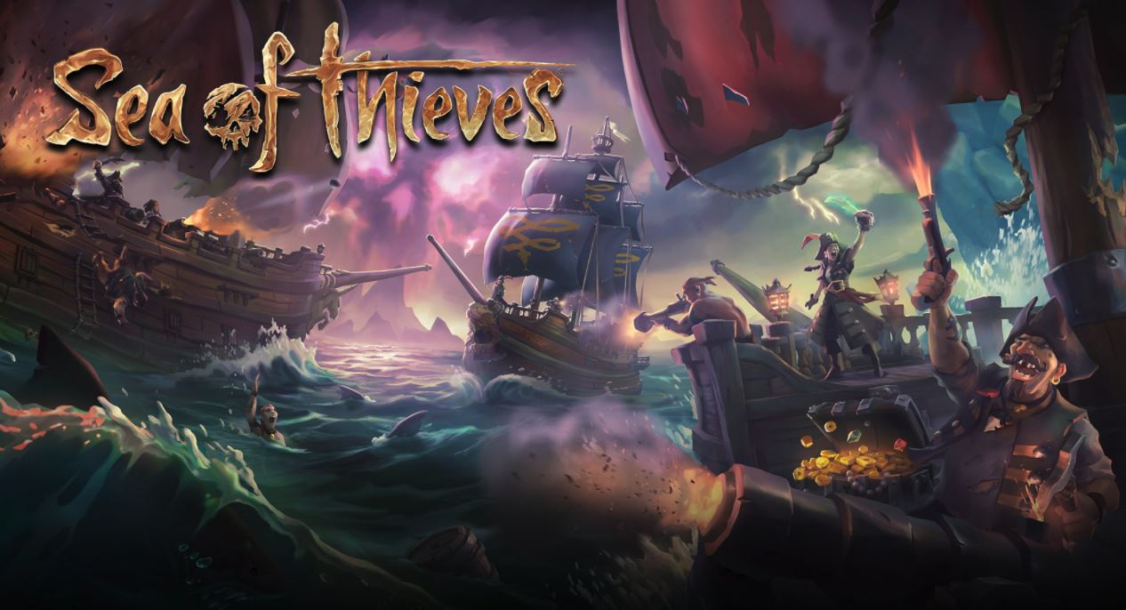 "Photo of Sea of Thieves Second Free DLC ""Cursed Sails"" is now Available"
