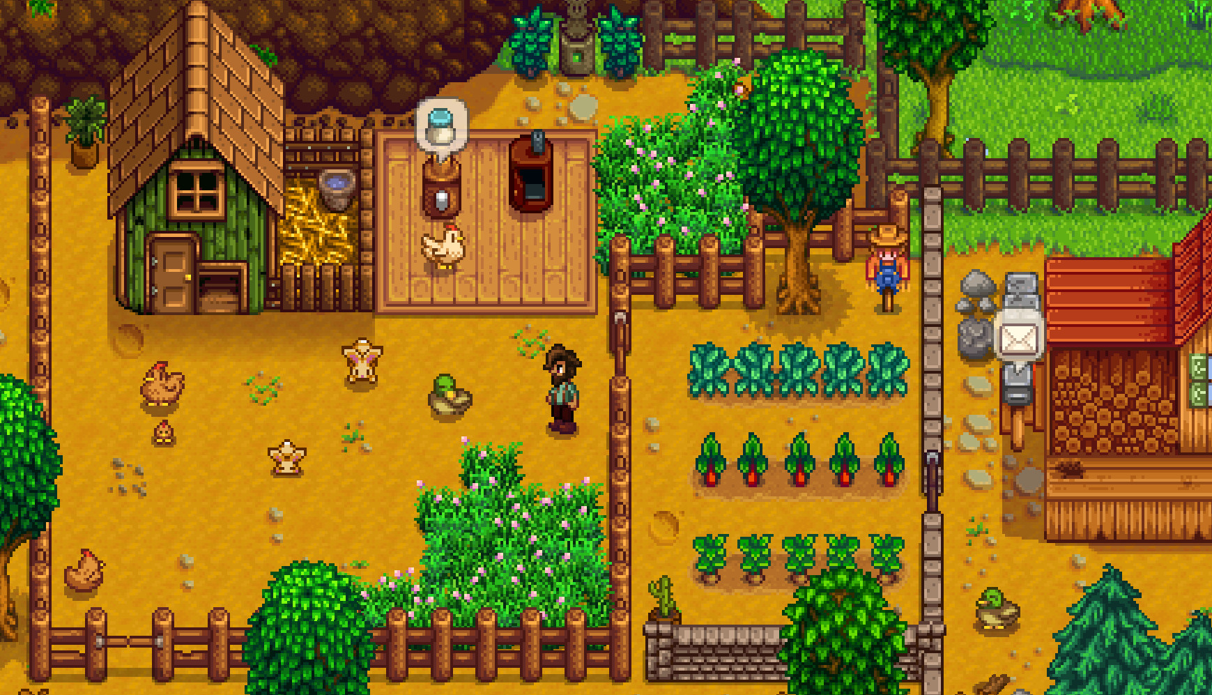 Photo of Stardew Valley with a selling record of 3.5 million copies