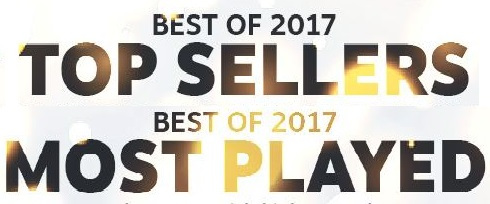 Photo of Steam's Top Sellers and Most Played Games of 2017 List Revealed, H1Z1, Dota 2 and PUBG are Platinum