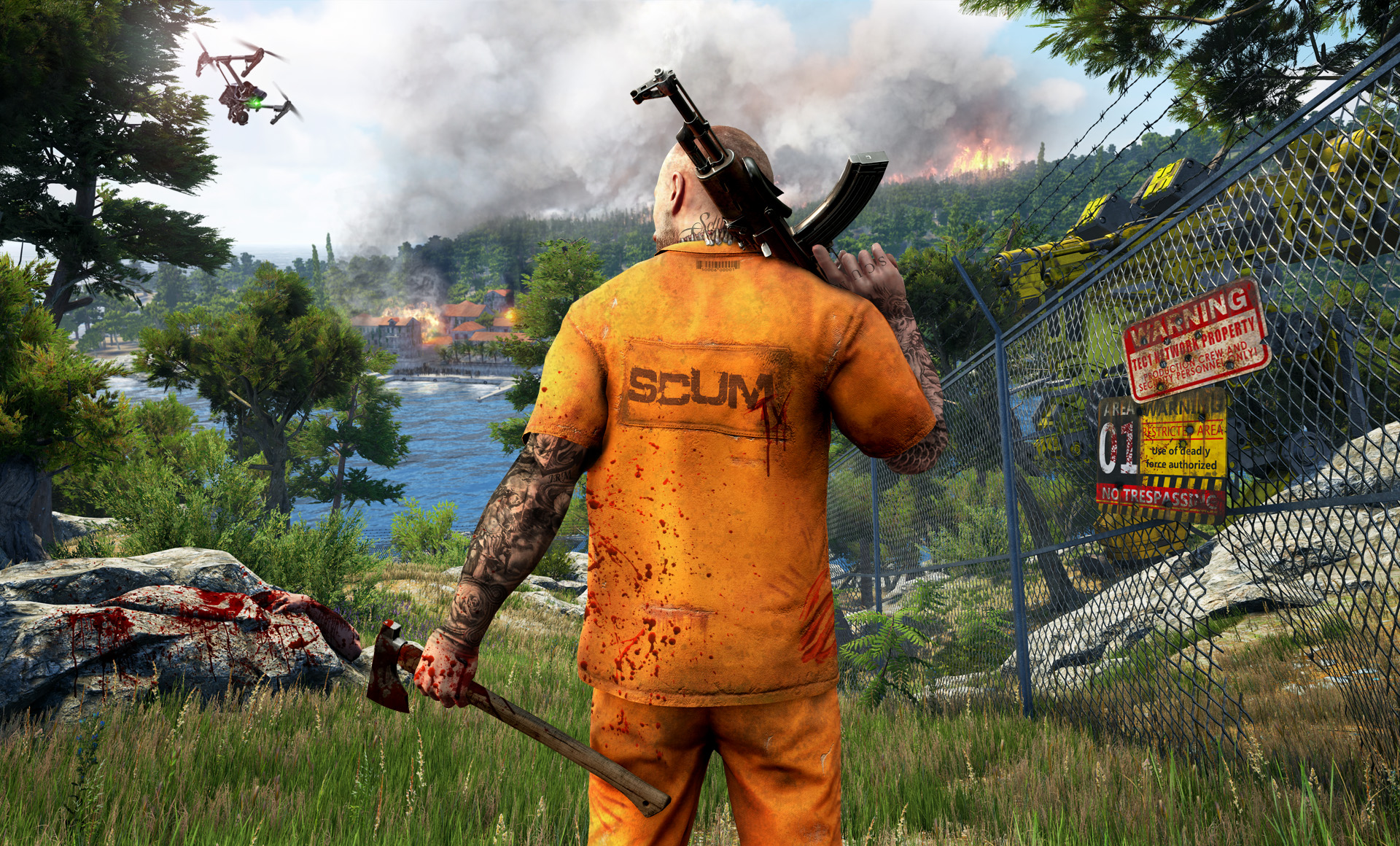 Photo of SCUM Continues With Small But Important Updates – 0.1.17.8320