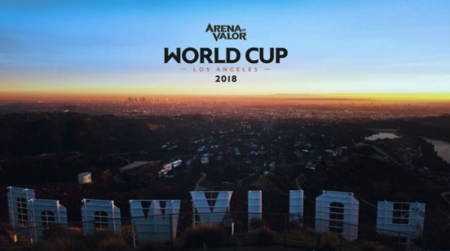 Photo of Arena of Valor World Cup Confirmed for July 2018 in Los Angeles