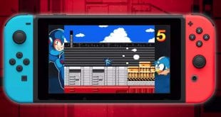 mega man legacy collection nintendo switch