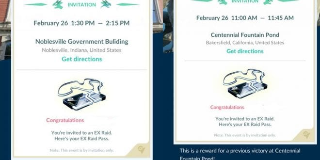 new ex raid pass february 26