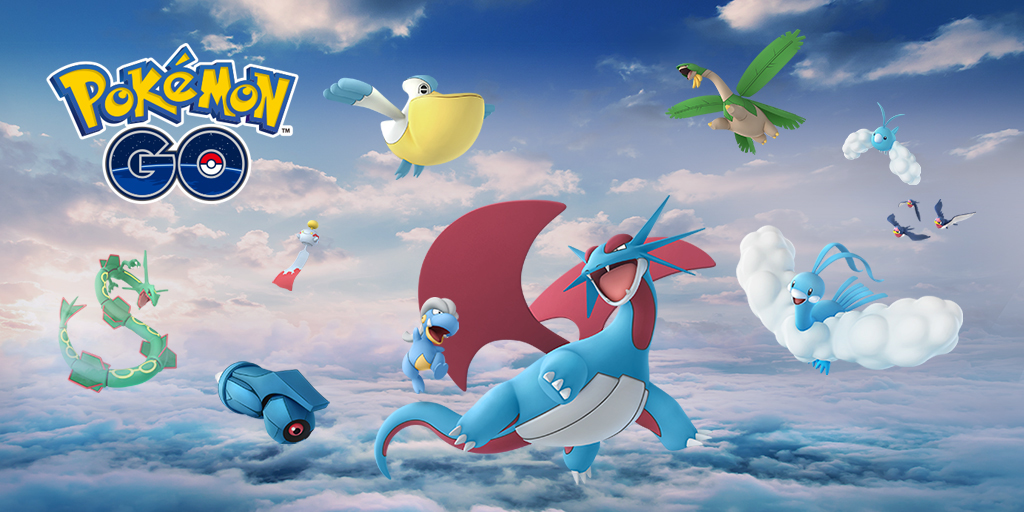 Photo of Pokemon Go News: The Event is Live, New Gen 3 Pokemon Now Live, New Raid Bosses are Spawning, Special Boxes and 6h Lures Activated