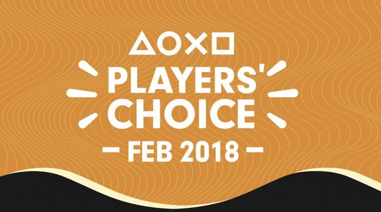 best ps game february 2018