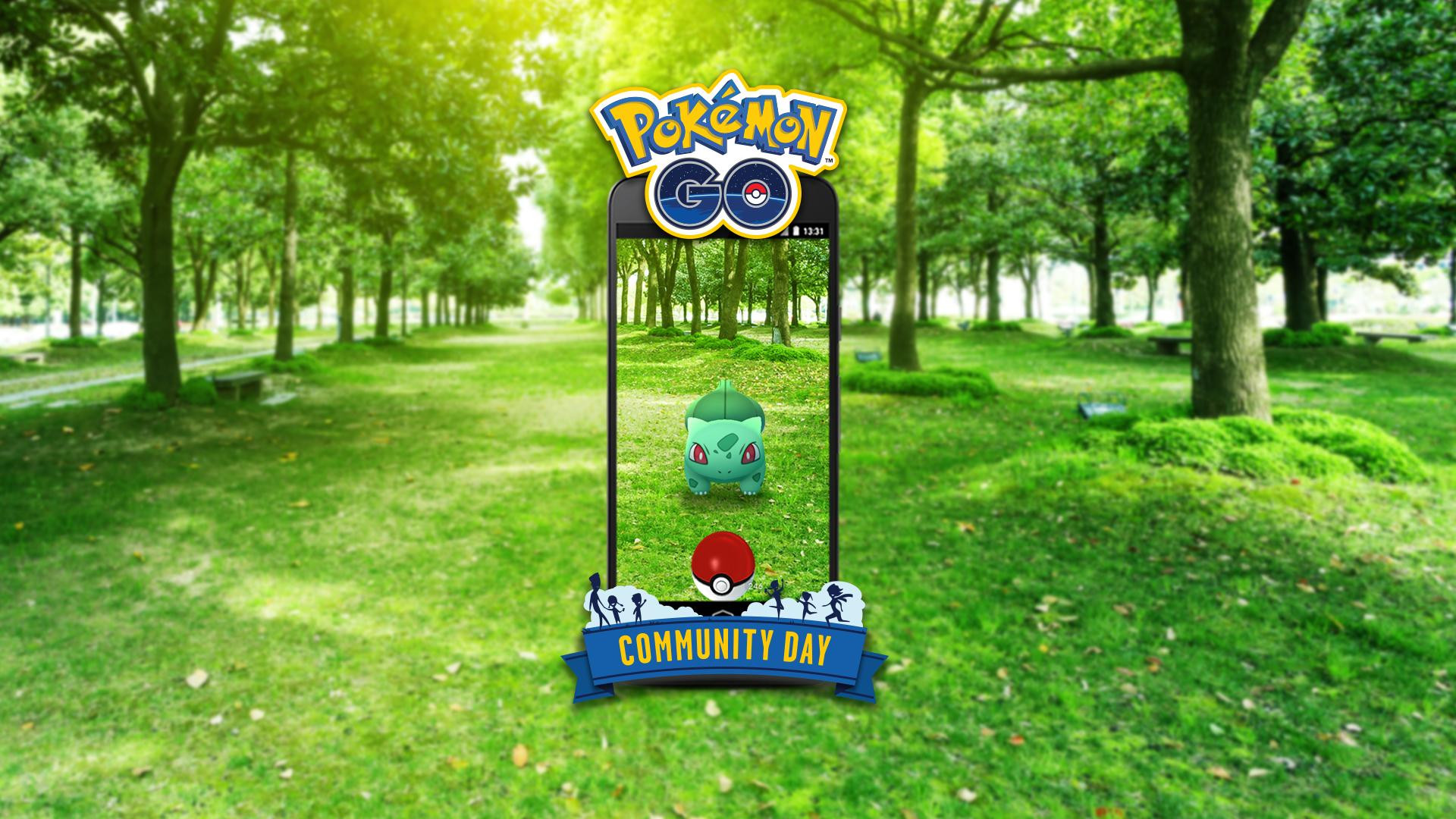 Photo of Confirmed – Bulbasaur is the Next Special Pokemon for Community Day #3