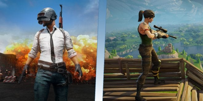 Pubg Won The Quick Run Fortnite Took The Mid Run To Whom Belongs